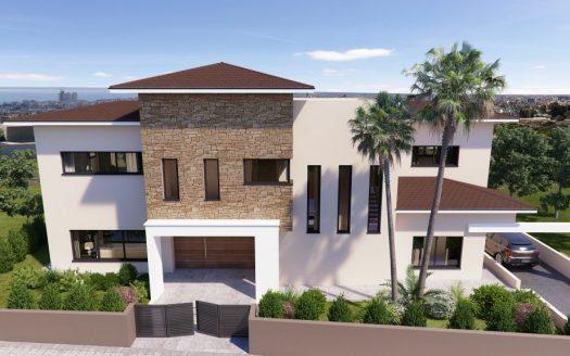 Contemporary 5 bedroom villa for sale