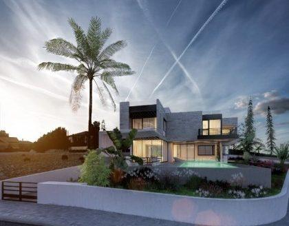Stunning 5 bedroom villa