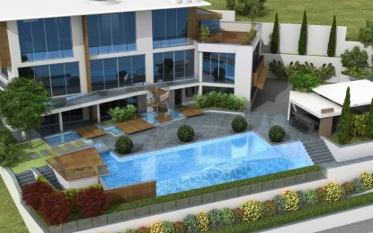 Stunning 6 bedroom villa for sale