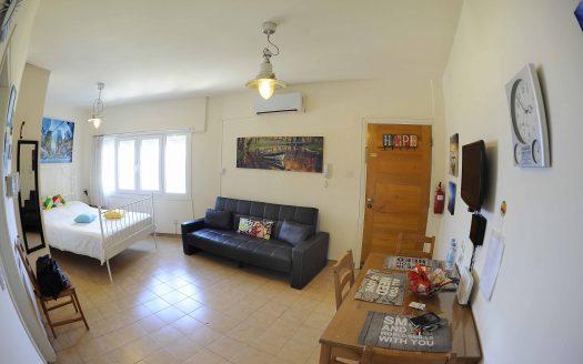 Full sea view studio for long term rent