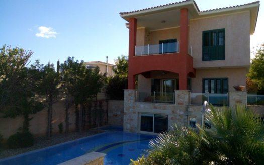 4 Bedroom Villa in Latchi