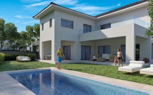 3 Bedroom villa in a quiet area for sale