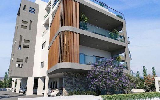 Modern 4 Bedroom penthouse in Kapsalos, Limassol