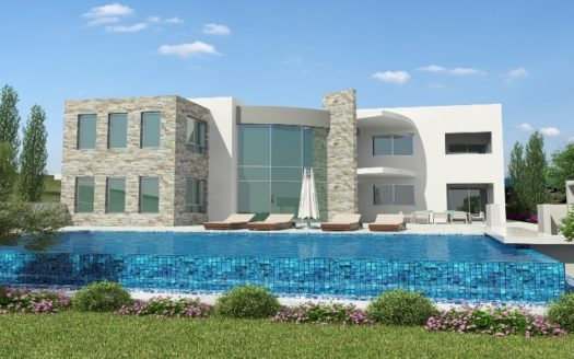 Luxury 4 bedroom villa in calm area for sale