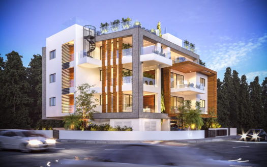 2 Bedroom apartment in a modern building for sale