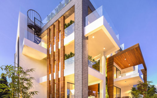 1 Bedroom apartment in a modern building for sale
