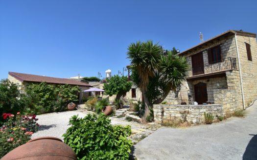 Wonderful Traditional Stone House