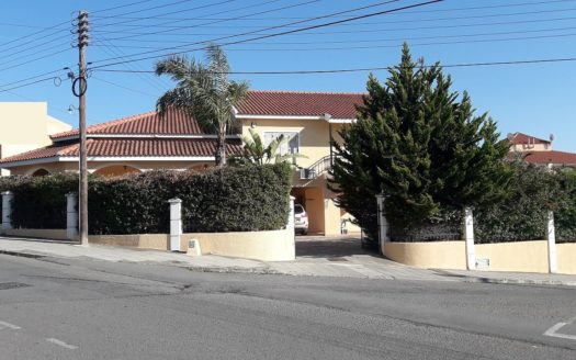 4+1 Bedroom detached house for sale-in residential area