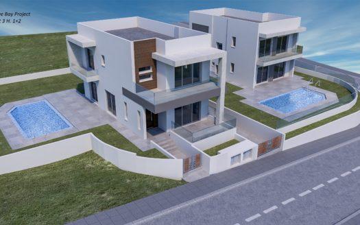 3 Bedroom detached villa for sale in a calm area