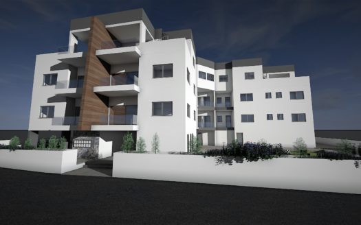 2 Bedroom apartment in a calm area for sale