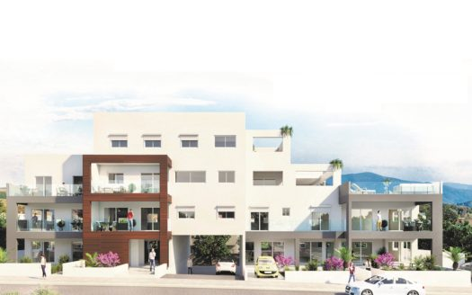 3 Bedroom penthouse with sea view for sale