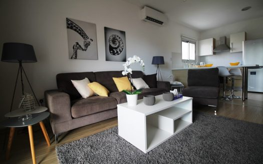 2 Bedroom apartment in a private complex