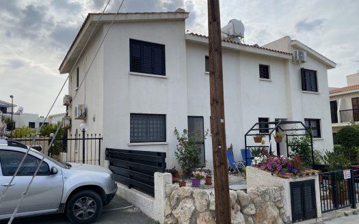 Violeta 3 Bedroom Semi-Detached House Kato Paphos