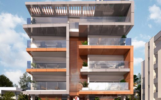 Off plan 2 bedroom apartment in Enaerios, Limassol