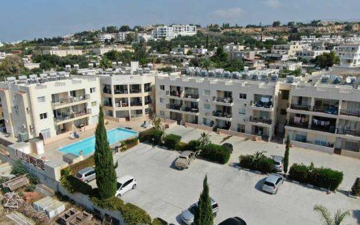 Top floor 2 Bedroom Apartment - Kato Paphos