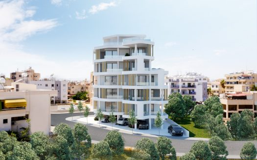 Brand new 2 bedroom apartment in Larnaca