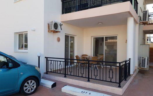 Ground Floor One Bedroom Apartment - Universal Paphos