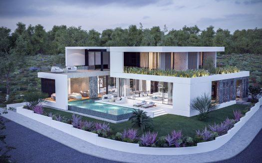 Luxury 6 bedroom villa in Kefalokremmos now available