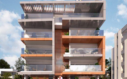 Unique 3 bedroom penthouse for sale, Enaerios seafront