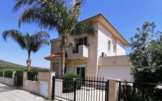 4 Bedroom house in Pyrgos Sea Front, Limassol