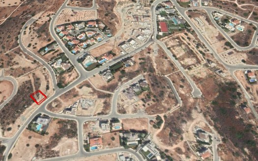 Plot available for sale in Paniotis area, Limassol