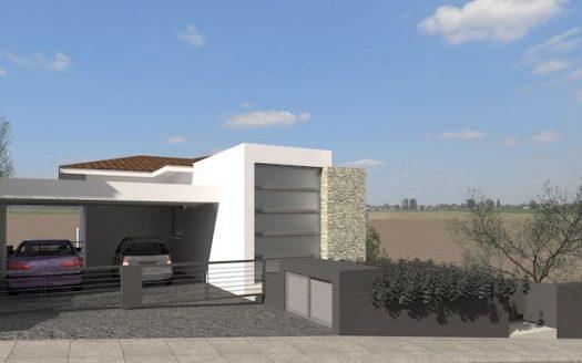 Off plan villa for sale in Pareklisia, Limassol