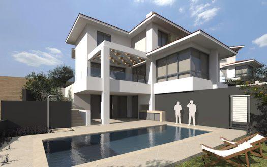 Beautiful 4 bedroom villa for sale in Pareklisia, Limassol
