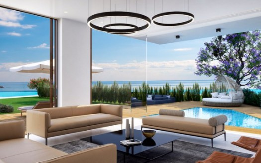 Luxury 4 bedroom villa in Agia Napa - Marina area