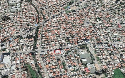 Commercial plot for sale at a prime location