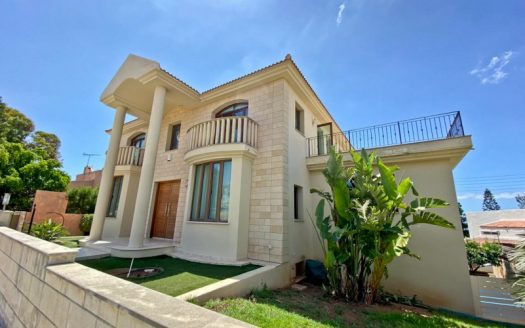 3 Bedroom villa in Germasogeia for rent