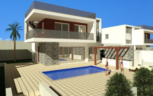 Lovely 3 bedroom house for sale in Pareklisia