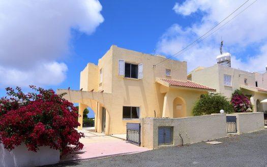 Detached 3 Bedroom Pissouri Villa