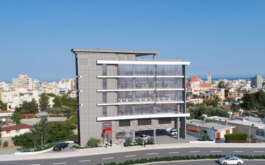 Business center available for sale on Spyrou Kyprianou Avenue