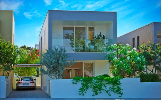 Luxury 3 bedroom villa in Kato Paphos for sale