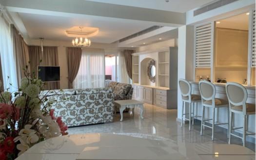Luxury 3 bedroom penthouse apartment in Limassol Marina