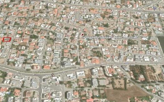 Plot for sale in Agios Dometios, Nicosia