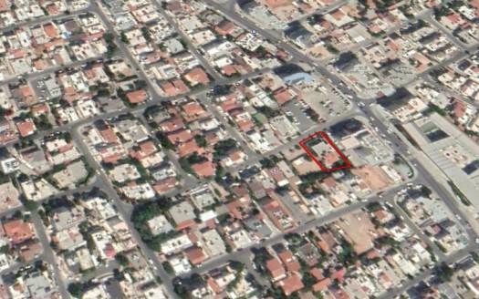 Unique plot for sale in Mesa Geitonia, Limassol