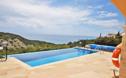 Stunning sea views in Theseus Village