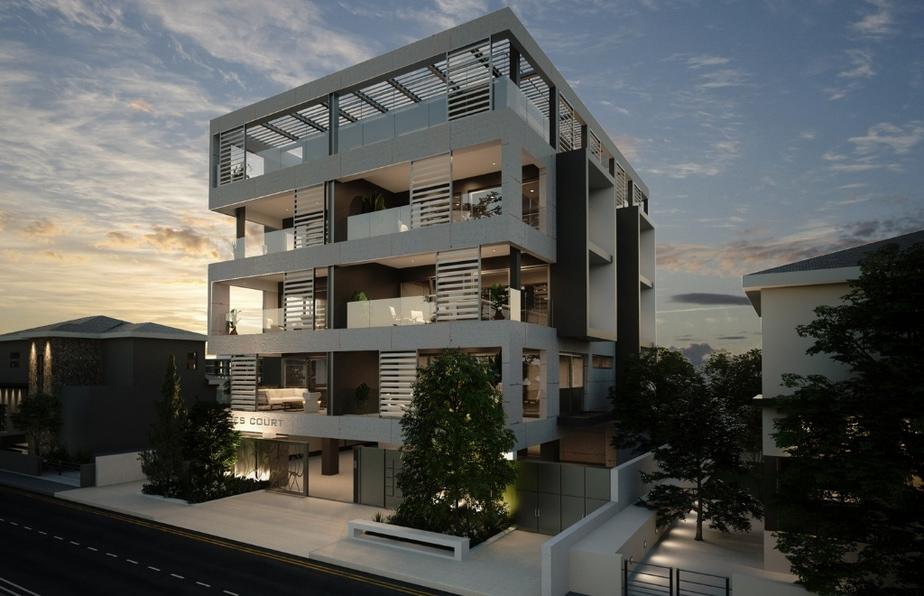 new developments in limassol Residence 23
