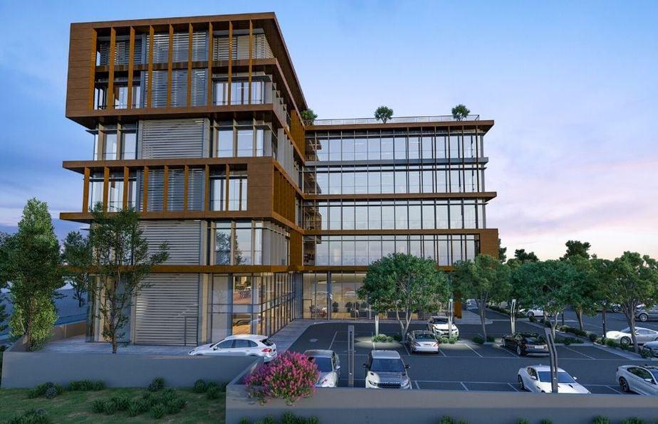 new developments in limassol high-cross business center