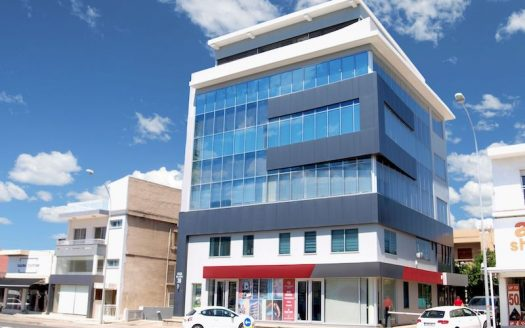 Commercial building for sale on Spyrou Kyprianou Avenue