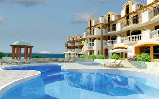 2 bedroom apartment in the heart of Paphos