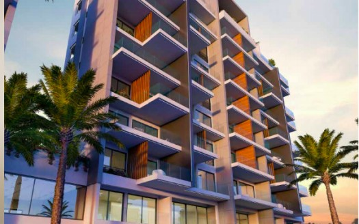 3 bedroom penthouse for sale in Tomb of the Kings area, Paphos