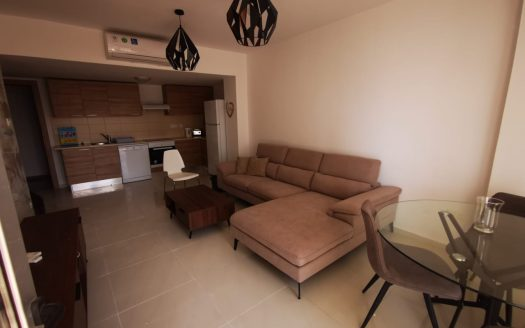 2 Bedroom apartment in Agios Tychonas for sale