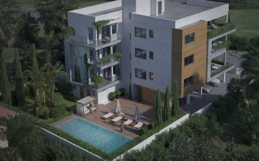 2 bedroom apartment for sale in Potamos Germasogeias