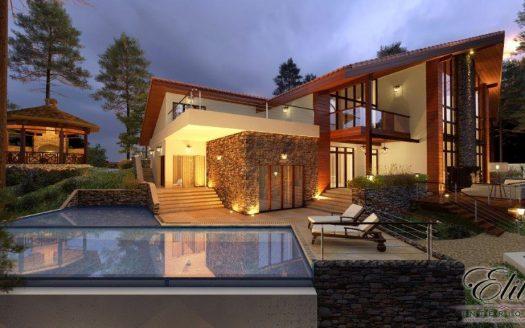 5 Bedroom villa in Moniatis, Limassol