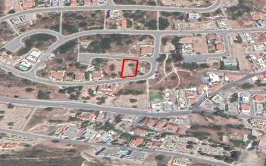 Plot for sale in Germasogeia