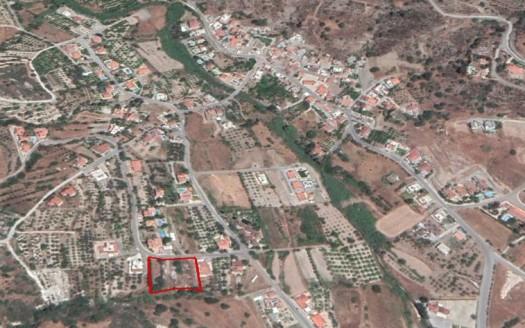 Plot for sale in Akrounda
