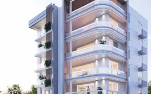 Luxury 2 bedroom apartment for sale in Acropolis area