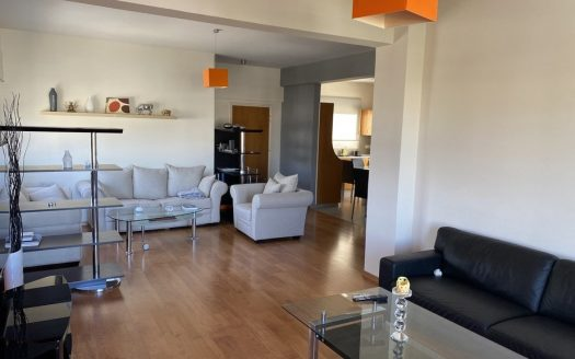 3 Bedroom apartment in Potamos Germasogeias for rent